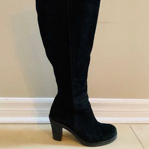 La Canadienne Boots, suade